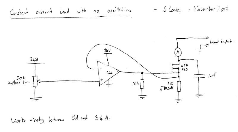 constant current source with operational amplifier  4 steps  u2013 readingrat net