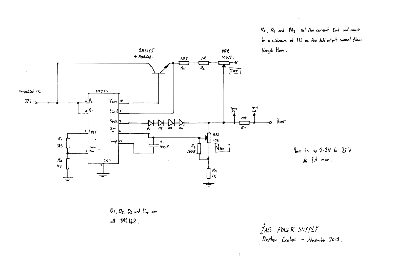 The Homepage Of Stephen Coates Battery Tester Circuit Schematic Eeweb Community Ill Publish Full Details Eventually But In Mean Time Here Is Diagram